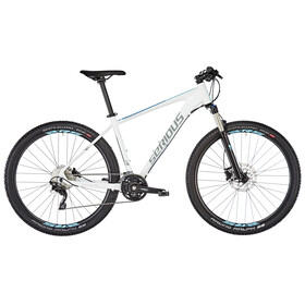 Serious Provo Trail 650B MTB Hardtail hvid/sort